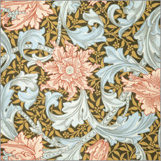 Gallery Print  Einzelner Stamm - William Morris