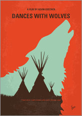 Gallery Print  Dances With Wolves - chungkong
