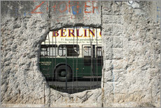Gallery Print  Berliner Mauer - AGF