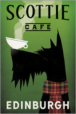 Gallery Print  Scottie Cafe - Ryan Fowler
