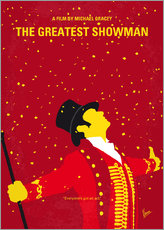 Wandsticker  The Greatest Showman - chungkong