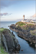 Gallery Print  Fanad Head Leuchtturm, County Donegal - Francesco Vaninetti