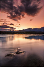Gallery Print  Fire in the sky - Andreas Kossmann