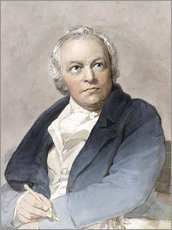 Wandsticker  William Blake  - William Blake