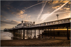 Wandaufkleber  Brighton Palace Pier - Simon West