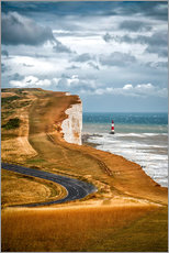 Gallery Print  Beachy Head United Kingdom - Sören Bartosch