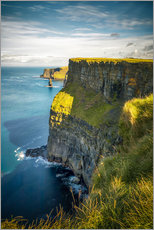 Gallery Print  Cliffs of Moher am Morgen, Irland - Sören Bartosch