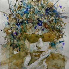 Leinwandbild  Bob Dylan, Knocking On Heavens Door - Paul Lovering