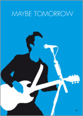 Premium-Poster No239 MY Stereophonics Minimal Music poster