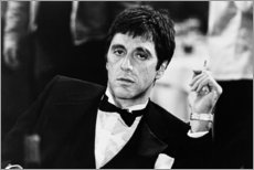 Wandsticker  Junger Al Pacino - Celebrity Collection