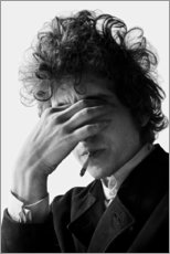 Premium-Poster  Bob Dylan I - Celebrity Collection