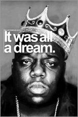 Premium-Poster  The Notorious B.I.G. - Celebrity Collection