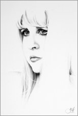Premium-Poster Stevie Nicks