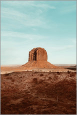 Leinwandbild  Monument Valley - TBRINK