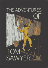 Leinwandbild  Tom Sawyer - Timone