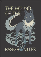 Leinwandbild  The Hound of the Baskervilles - Timone