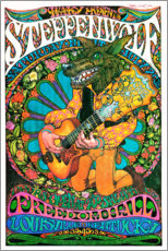 Premium-Poster Steppenwolf - Freedom Hall
