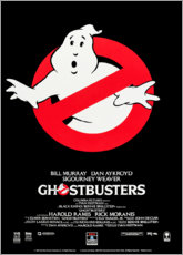Premium-Poster  Ghostbusters ? Die Geisterjäger - Entertainment Collection