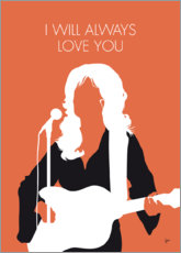 Premium-Poster Dolly Parton - I Will Always Love You