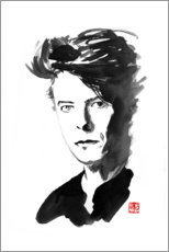 Gallery Print  David Bowie - Péchane