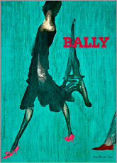 Premium-Poster Bally - Paris