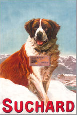 Acrylglasbild  Suchard - Advertising Collection