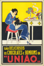 Premium-Poster  Uniao - Advertising Collection