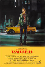 Premium-Poster  Taxi Driver - Entertainment Collection