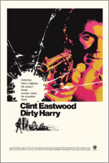 Premium-Poster  Dirty Harry - Entertainment Collection