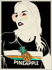 Gallery Print  Ananas - dolceQ