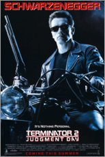 Premium-Poster  Terminator 2 ? Tag der Abrechnung (englisch) - Entertainment Collection