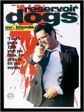 Leinwandbild  Reservoir Dogs ? Wilde Hunde (englisch) - Entertainment Collection