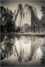 Gallery Print  Yosemite Nationalpark, Kalifornien - Russ Bishop