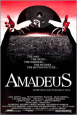 Wandsticker  Amadeus - Entertainment Collection