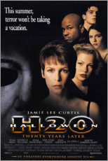 Premium-Poster  Halloween H20 - Entertainment Collection