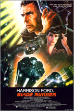 Premium-Poster  Blade Runner - Entertainment Collection