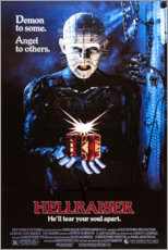 Premium-Poster  Hellraiser - Entertainment Collection