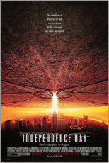 Premium-Poster  Independence Day - Entertainment Collection
