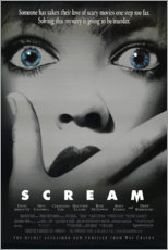 Gallery Print  Scream - Entertainment Collection