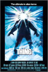 Premium-Poster  The Thing - Entertainment Collection