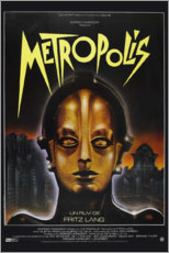 Premium-Poster  Metropolis - Entertainment Collection