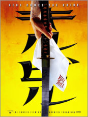 Premium-Poster Kill Bill, Vol. 1 (englisch)