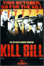 Premium-Poster Kill Bill – Volume 1