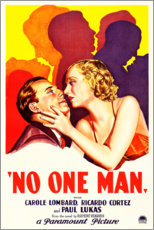 Premium-Poster No One Man
