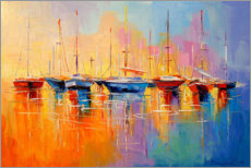 Gallery Print  Boote - Olha Darchuk