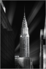Premium-Poster Chrysler Building