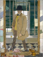 Premium-Poster William Orpen