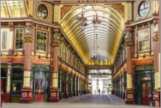 Gallery Print  Leadenhall Market, London - Fraser Hall