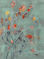 Gallery Print  Wildblumenaquarell II - Jennifer Goldberger