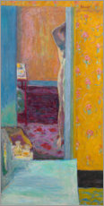 Gallery Print  Akt in einem Interieur - Pierre Bonnard